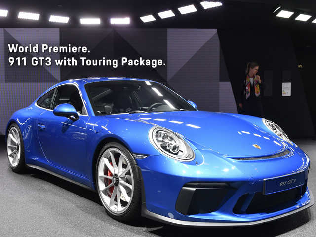 The mean-machine is here! Porsche launches 911 GT3 in India at Rs 2.31 crore