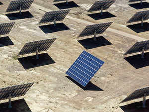 India has a huge solar-power potential but still this source of energy is intermittent and subject to fluctuations.