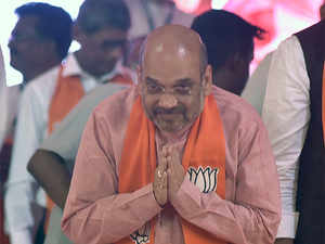 Amit Shah is expected to address a public meeting near in Gauriganj while other ministers to join him are expected to lay foundation stones and inaugurate several projects.