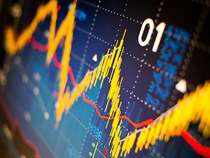 HPCL, Ambuja Cements, BPCL, Indian Oil Corporation were trading in the red.