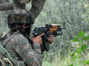 Jammu and Kashmir: Infiltration bid foiled along Line of Control