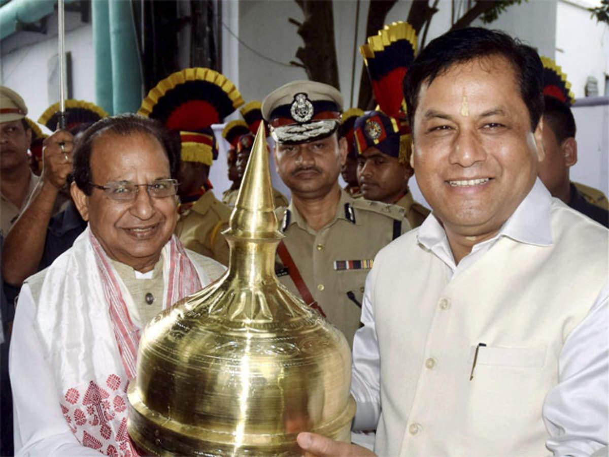 Assam Governor: New Assam Governor Jagdish Mukhi sworn in