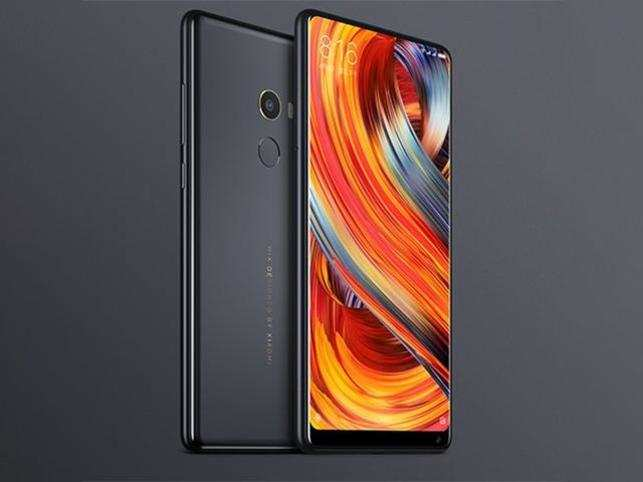 Xiaomi Mi Mix 2, an amalgamation of art and tech, to jolt premium Apple, Samsung device