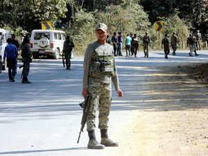 Rohingya crisis: Security tightened along Mizoram border