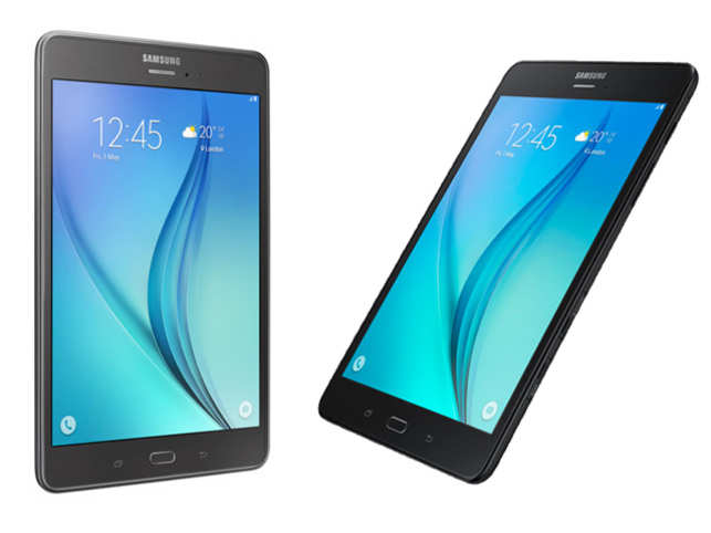 Image result for Samsung unveils 'Galaxy Tab A 2017' at price of 18,000