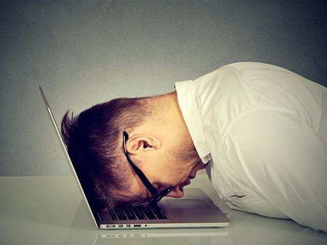 World Mental Health Day: Don't let work make you a nervous wreck