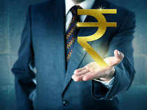 The dollar's falling fortune against currencies overseas was also instrumental in the rupee moving to a higher plane.