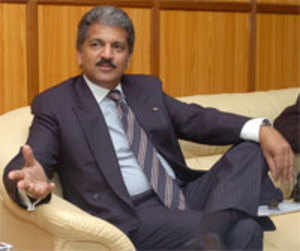 Anand Mahindra, Vice chairman and Managing Director, M&M