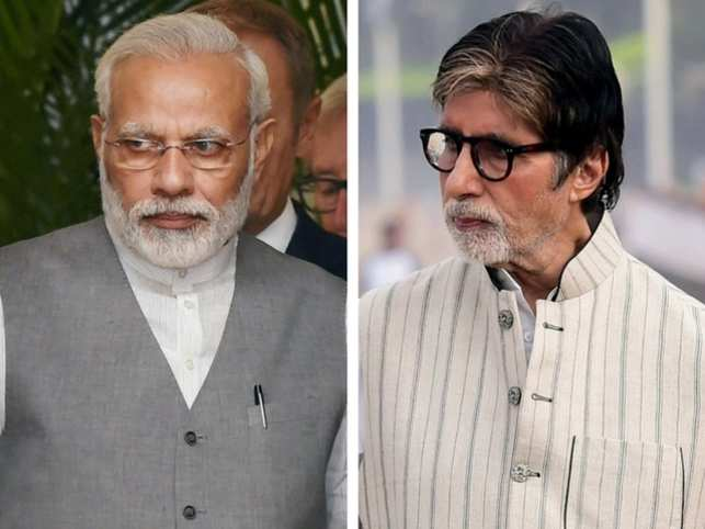 Happy birthday, Amitabh Bachchan! PM Narendra Modi wishes Big B on his 75th birthday