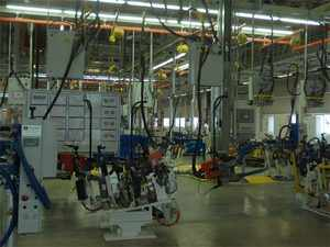 August industrial production (IIP) may improve as GST-related impact would wane. Moreover, export growth is expected to stay strong in September, said Morgan Stanley report.
