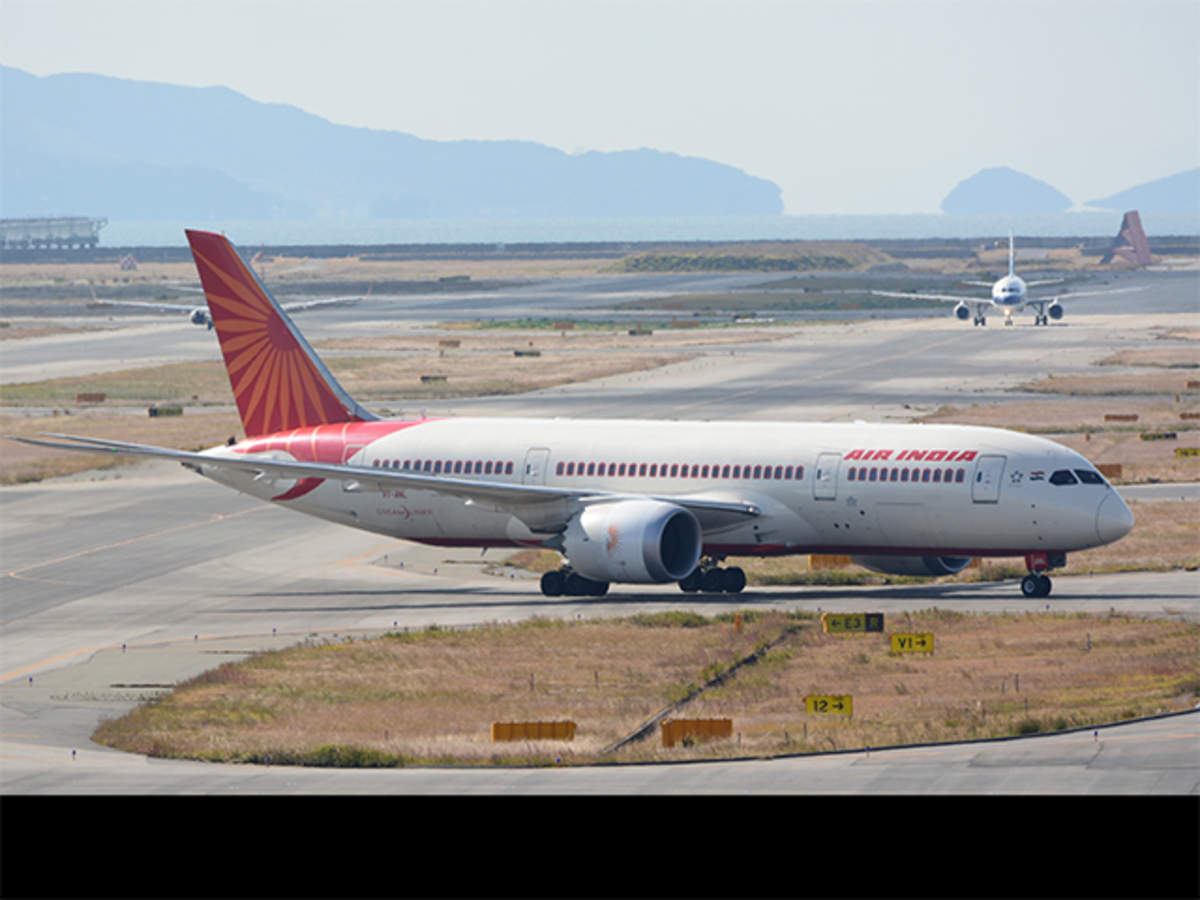 Air India: Air India takes delivery of its last Boeing 787-8