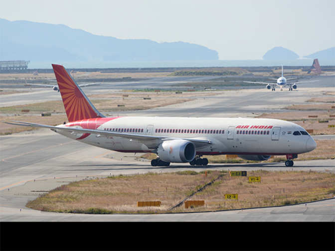 Air India: Air India takes delivery of its last Boeing 787 ...
