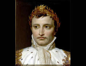 Gold leaf from Napoleon's crown to go under hammer, estimated to fetch USD 1,77,000
