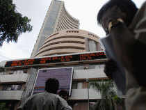 Fear gauge India VIX eased 2.6 per cent to 11.42, while smallcap and midcap indices were trading flat.