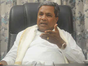 "Siddaramaiah said, ""I will ask my son to file a defamation case."""