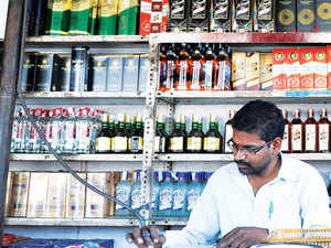 Economists termed the move to raise liquor prices as an at tempt to make up for the shortfall in revenue created by the higher salaries.