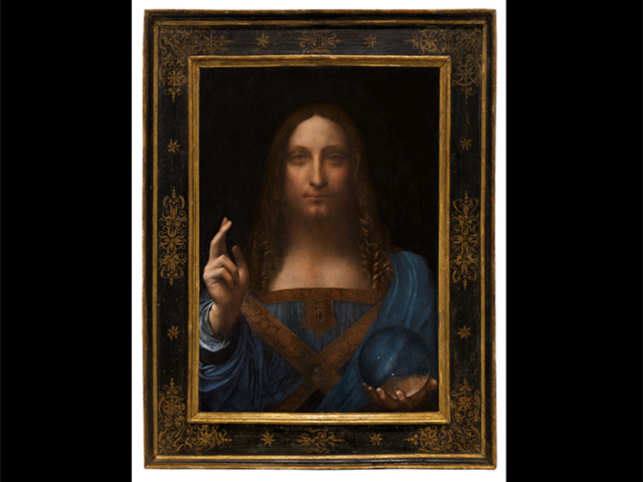 The auction will take place on November 15 in New York.  (Image: Christie's)