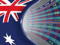 Financials pushed the index higher, propped up by lenders National Australia Bank and Westpac Banking Corp, which closed 0.9 per cent and 0.6 per cent higher, respectively.