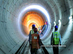 Tunneling: Tunneling technology sought for Pune metro - The Economic