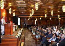 Rajnath Singh expresses concern over floods and landslides