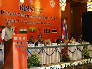 India hosts first annual BIMSTEC disaster management exercise