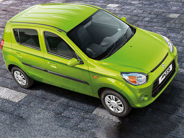 Top Five Cars You Can Buy Under Rs 5 Lakh Maruti Suzuki Alto The