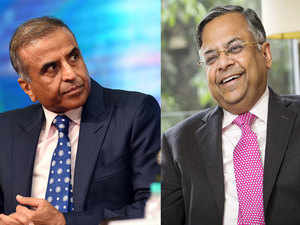 Over dinner in Sunil Mittal's residence late May, Chandra and Mittal met face to face for the first time to discuss the matter and agreed on the broad contours.