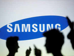 Samsung Electronics said earlier on Friday its third-quarter operating profit likely nearly tripled from a year earlier to a new record.