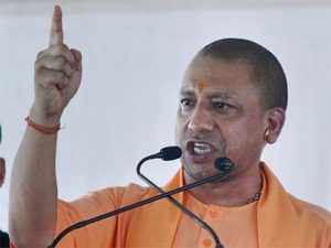 When Amit Shah comes here, Rahul Gandhi flies to Italy. Then he did not remember Gujarat, said Yogi Adityanath.