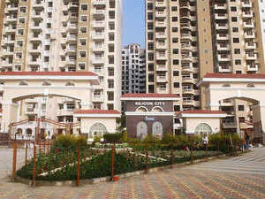Amrapali Silicon City Flat Owners Welfare Society has filed a plea against the errant group.
