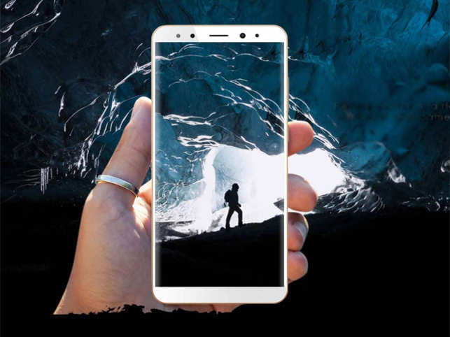"""Honor 9i"""" has beautifully accommodated a big screen into a small frame and how."""