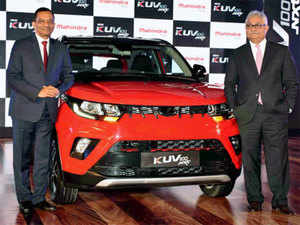 The KUV100 NXT has created a new category within the SUV segment in the price range of Rs 4.5-7.5 lakh.