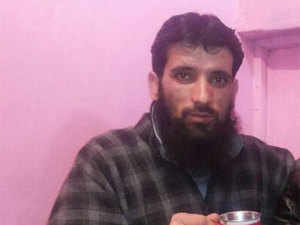 Gulzar Ahmad Dar was arrested by the security forces in Tral town of Pulwama district.