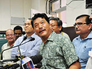 While a faction of the GJM still supports Gurung, the faction which is being backed by the state government is led by Tamang.