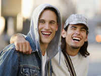 Yes, it's true! Men find 'bromance' more satisfying than romance