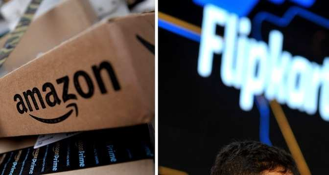 Image result for Flipkart & Amazon get ready for sale season, promise 70-80% discount on brands