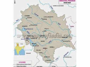 Himachal-rivers
