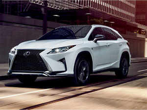 Lexus Commands Good Road Presence, Thanks To Its Loud Exterior And Large  Proportions.