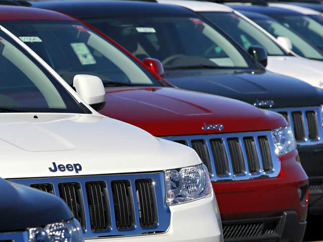 Fiat Chrysler recalls cars to fix a problem with the headrest