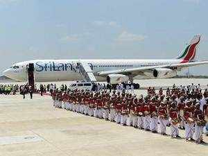 India takes on China at another battlefront: A Sri Lankan airport