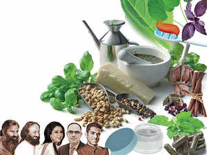 Why companies like HUL, Patanjali, Emami are taking a crack at the market for ayurvedic and herbal products