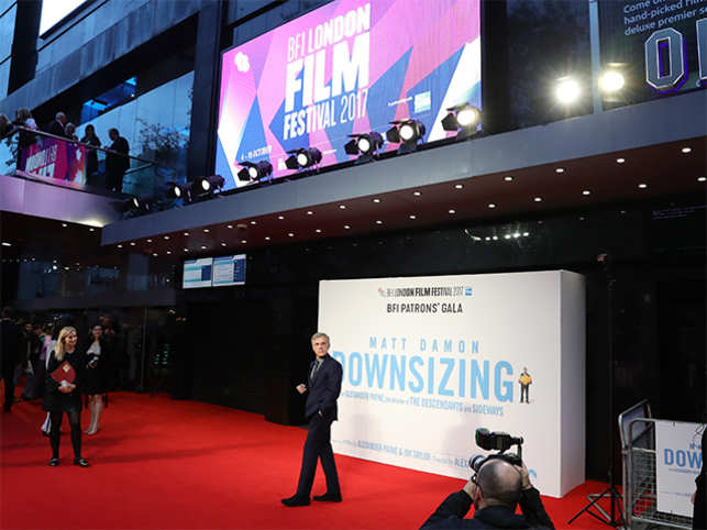 There are a large number of film festivals across the world, with the most popular being Cannes, Venice, Berlin, Toronto, Sundance and Tribeca.  [Representative image]