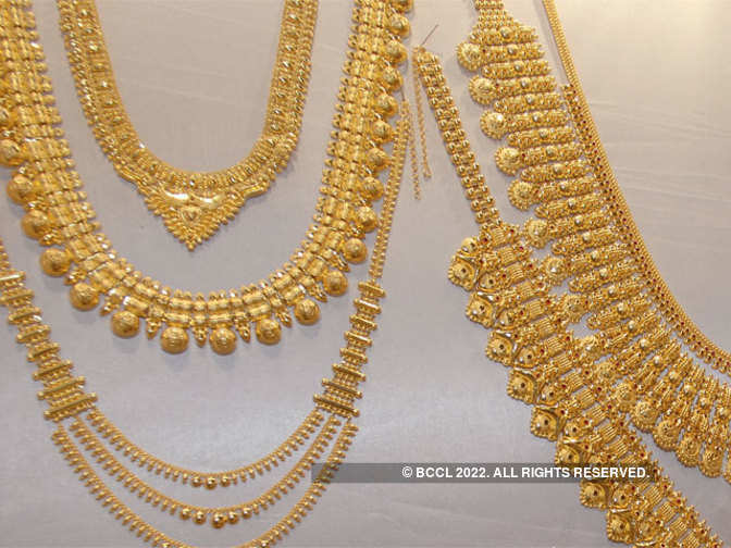gold jewellery Demand for gold jewellery falls around 30 in runup