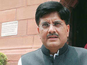 Piyush Goyal has also cleared a proposal to call for global bids next month for supply of steel rails. State