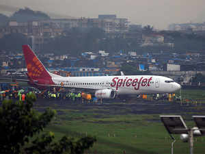 Recently a SpiceJet aircraft skid off the rain-soaked runway at Chhatrapati Shivaji International Airport in Mumbai.