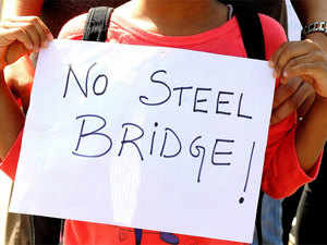 A year after #Steelflyoverbeda protests, civic groups organise an event to keep the fighting spirit alive.