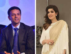 Twinkle Khanna, Rahul Dravid to regale crowd with stories at Bangalore Lit Fest