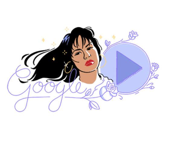 Selena quintanilla google honours murdered tejano singer selena she had recorded her first song at the age of nine and was murdered when voltagebd Gallery
