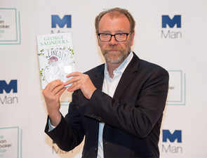 Bookies have a favourite for Man Booker prize: American author George Saunders
