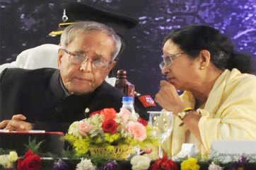 Mamata Banerjee born rebel, has an aura impossible to ignore: Pranab Mukherjee